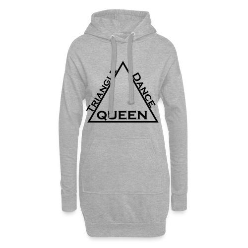 Triangle Dreieck Dance Tanz Queen Königin - Hoodie-Kleid