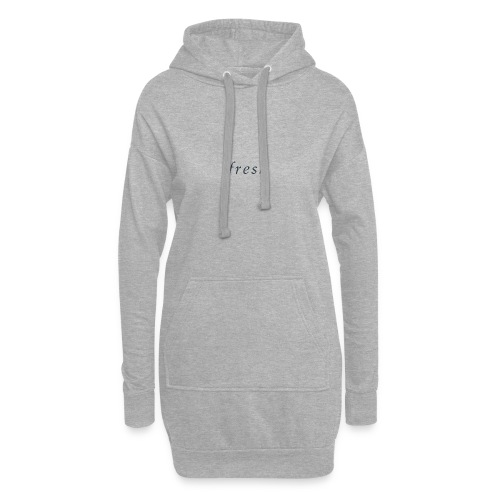 Fresh - Hoodie Dress