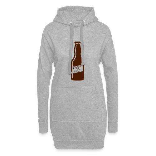 Craftbierlover - Hoodie-Kleid