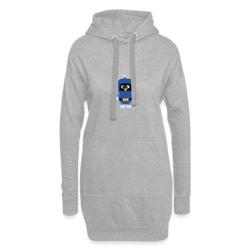 Pingouin Dynablaster - Sweat-shirt à capuche long Femme