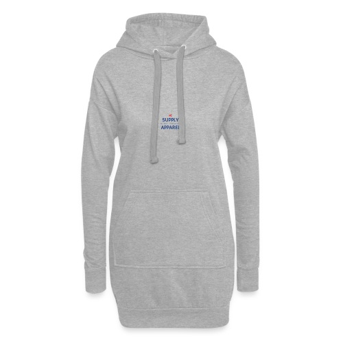 Plain EST logo design - Hoodie Dress