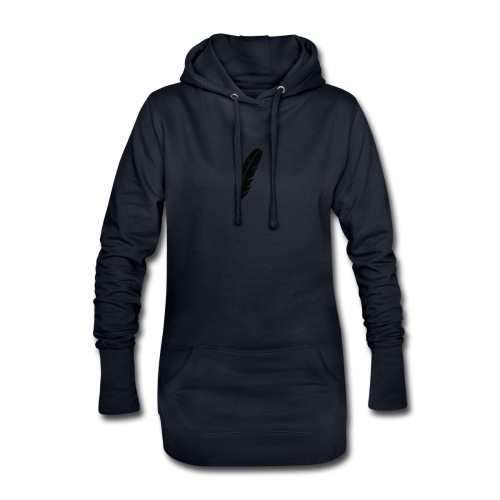 Plume Jug - Sweat-shirt à capuche long Femme