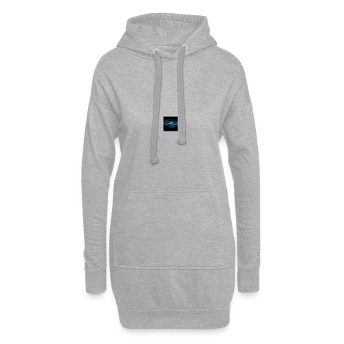 Herobrines wolf Merch - Hoodie Dress