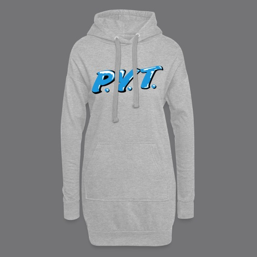 P.Y.T. Pretty Young Thing tee shirts - Hoodie Dress