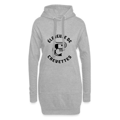 ÉLEVEUSE DE CREVETTES CBS - Sweat-shirt à capuche long Femme