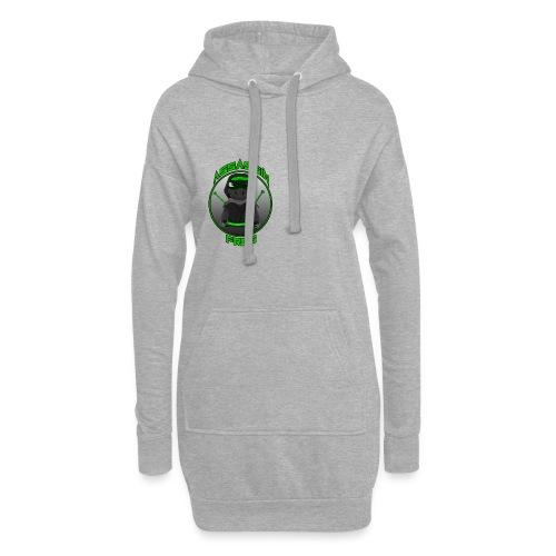Assassinfrog logo 2 - Hoodie Dress