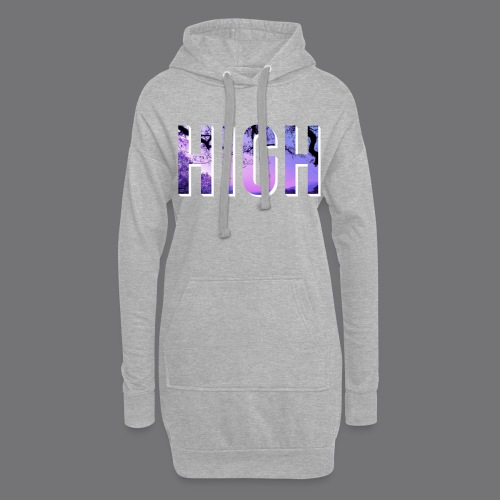 HIGH tee shirts - Hoodie Dress