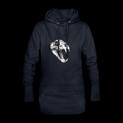 Teschio Tigre - Vestitino con cappuccio