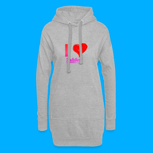 I Heart Potato T-Shirts - Hoodie Dress