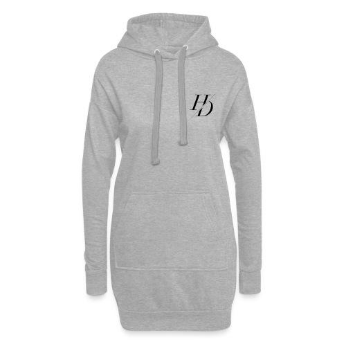 H&D Logo - Hoodie-Kleid