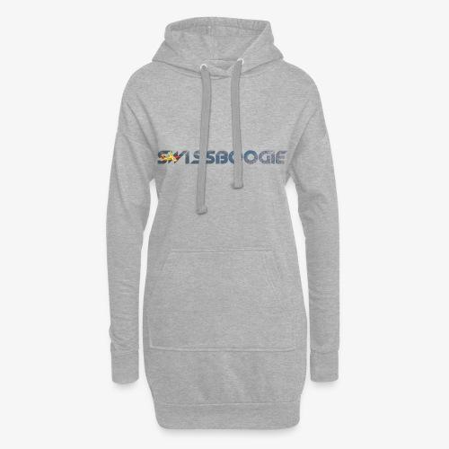 Shirt Swissboogie PC-6 - Hoodie-Kleid