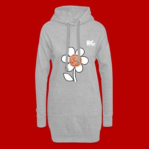 Pizzaflower Edition - Hoodie-Kleid