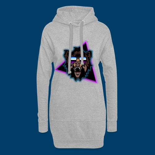 Grizzly 80's - Hoodie Dress