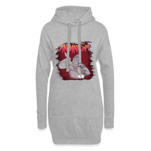 Animalizer T-Shirt Print Black - Hoodie-Kleid