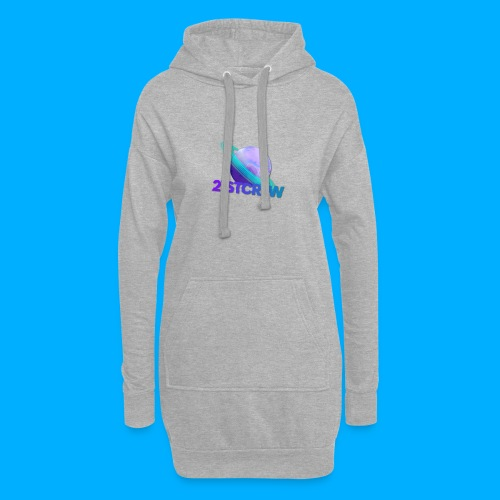 PurpleSaturn T-Shirt Design - Hoodie Dress