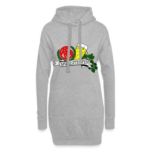 Fanclub Rezattal - Hoodie-Kleid