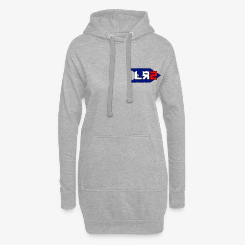 LR2 Logo Only - Hoodie Dress