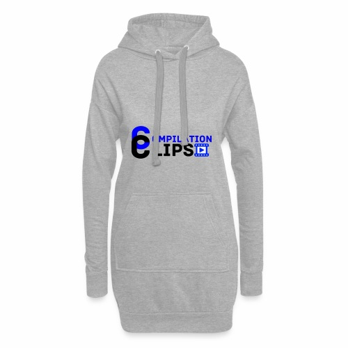 Official CompilationClips - Hoodie Dress