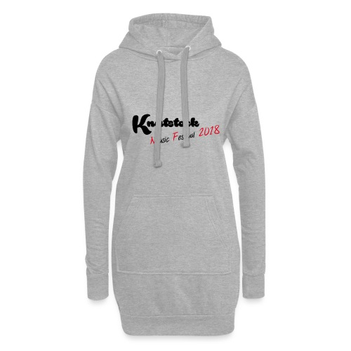 Knutstock MF Logo - Hoodie-Kleid