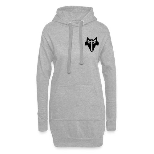 Wolf Logo 2017 NOV png - Hoodie Dress