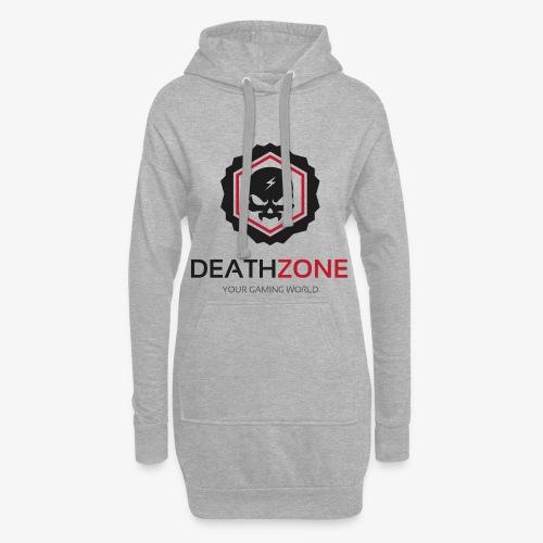 DeathZone Logo Avatar - Długa bluza z kapturem