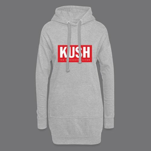 KUSH Tee Shirts - Hoodie Dress