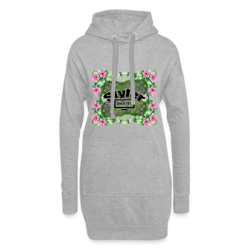 Styler Bloemen Design - Hoodiejurk