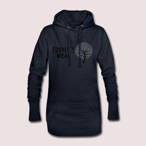 Musical Equality Edition - Hoodie Dress