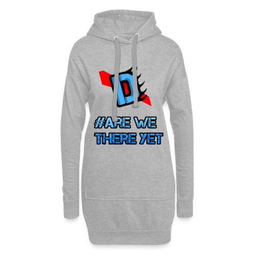 Deadmanj1990 #Are We There Yet - Hoodie Dress