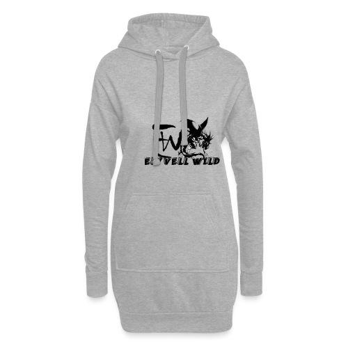 ELYVELL WILD - Sweat-shirt à capuche long Femme