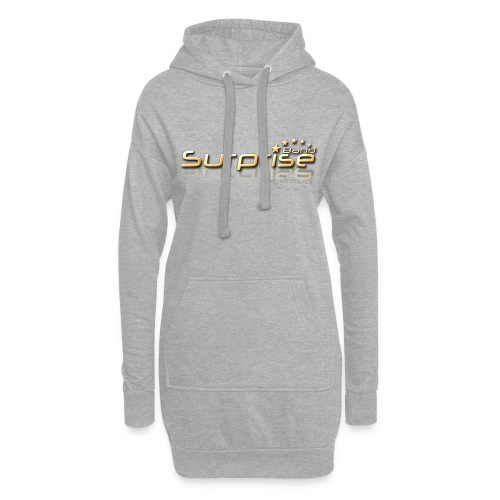 Surprise Band Logo Gold - Hoodie-Kleid