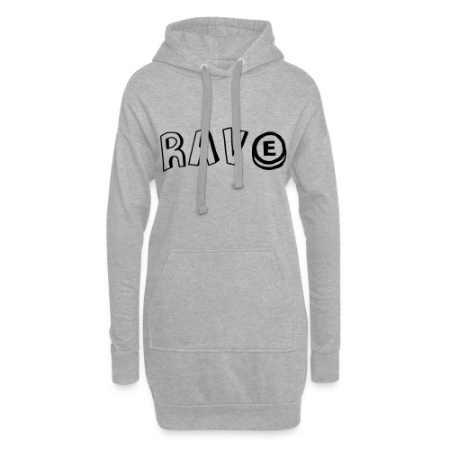 Rave E - Hoodie Dress