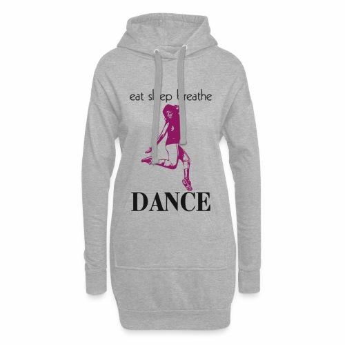 Dance - Hoodie Dress
