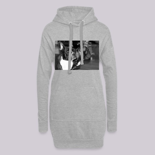 Frenchies - Hoodie Dress
