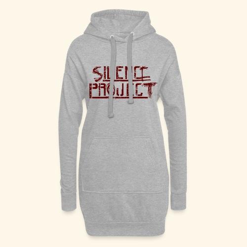 Silence Project - Sweat-shirt à capuche long Femme