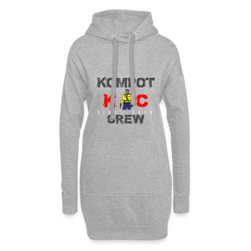 Abbigliamento Kompot Crew - Vestitino con cappuccio