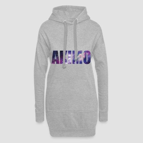 AKIMO Basic Galaxy - Hoodie-Kleid