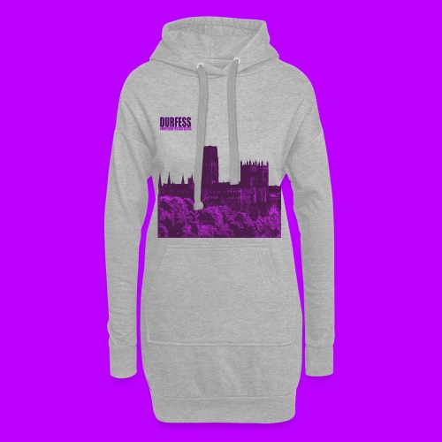 Square Durfess Logo - Cathedral Only - Hoodie Dress
