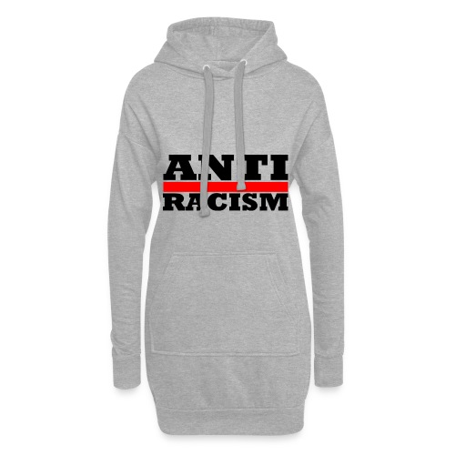 Anti Racism - Hoodie-Kleid