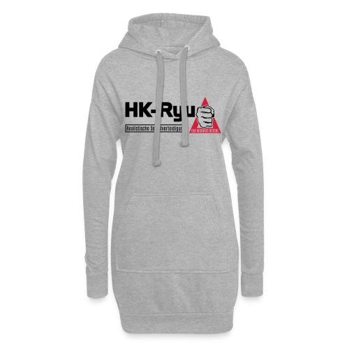 HK-RYU Basic - Hoodie-Kleid