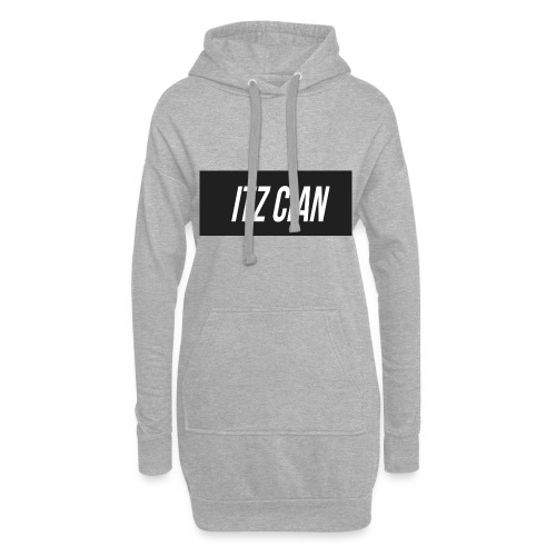 ITZ CIAN RECTANGLE - Hoodie Dress