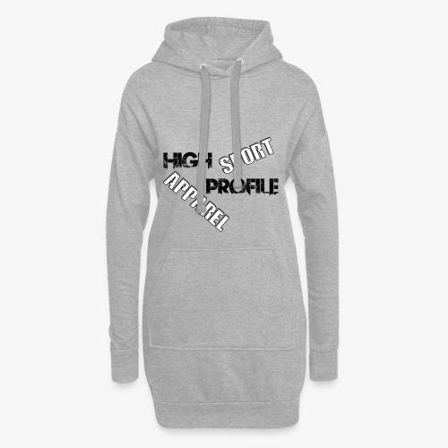 HIGH PROFILE SPORT - Hoodie Dress