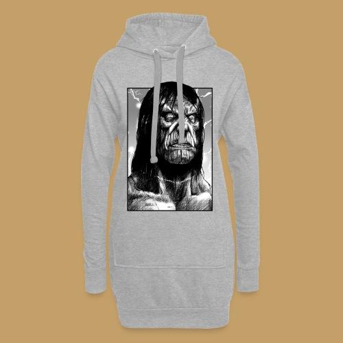 Frankenstein's Monster - Długa bluza z kapturem