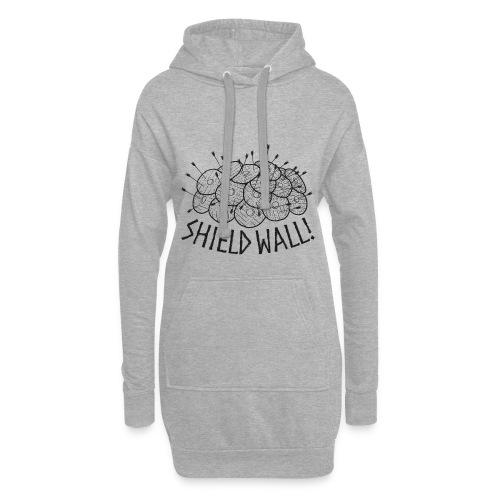 SHIELD WALL! - Hoodie Dress