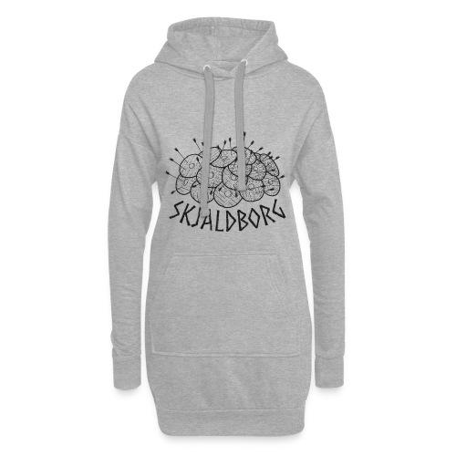 SKJALDBORG - Hoodie Dress