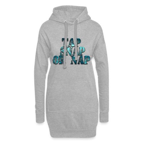 tap snapv2 - Hoodie Dress