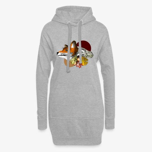 Autumn Foxey - Vestitino con cappuccio