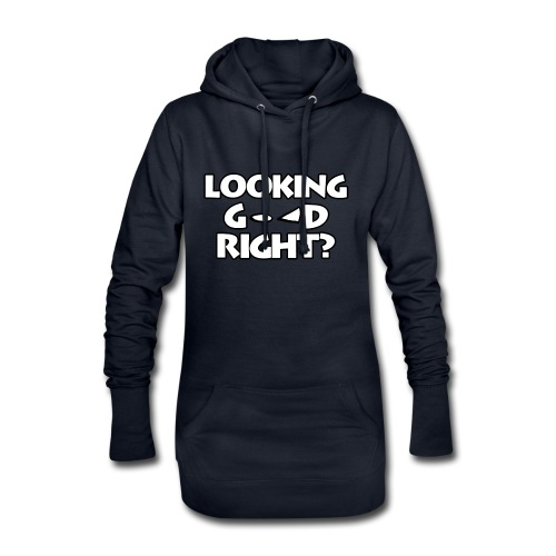 LOOKING GOOD - Hoodie Dress