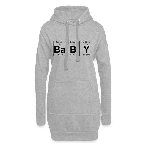 Ba-B-Y (baby) - Full - Hoodie Dress