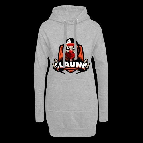 Team Cläune - Hoodie-Kleid